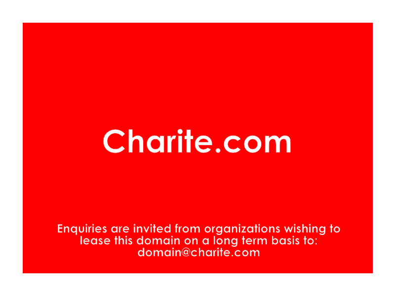 Charite Group LLC website
